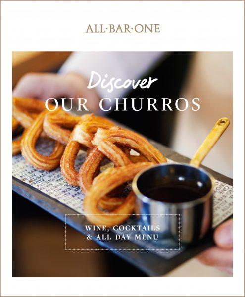 all-bar-one-advert-food-photography-tapas-fotograf-jedla-churros-spanish
