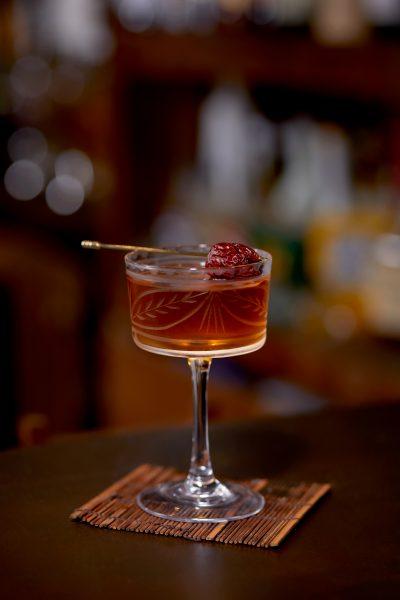 Tae Yeol Kim ogam tapas bar korean martini dry date leegangju