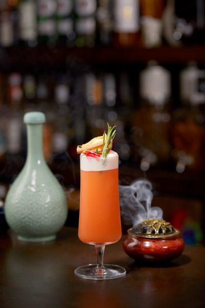 Tae Yeol Kim ogam tapas bar leegangiu fresh lemon juice pineapple grapefruit syrup